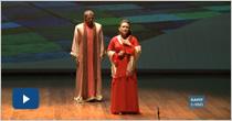 Ópera. El rapto del Serallo