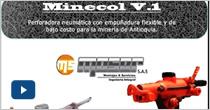 Feria minera 2012 Plaza Mayor – MinecolV1