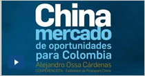 China, mercado de oportunidades para Colombia