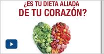 Video chat: Alimentación saludable para el corazón