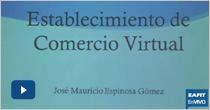 Establecimiento de Comercio Virtual