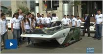 Rueda de prensa carro solar