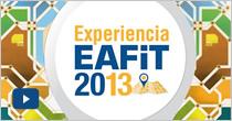 Experiencia EAFIT 2013