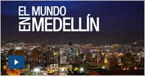 El mundo en Medellín: Holanda