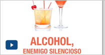 Video chat: Alcohol, enemigo silencioso