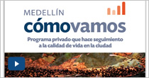 Informe de Calidad de Vida de Medellín, 2013