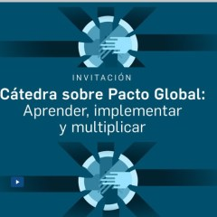 Sostenibilidad y Pacto Global. Panel con los expertos