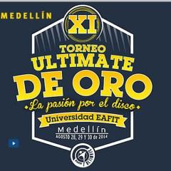 Torneo Ultimate de Oro – Universidad EAFIT 2014. Agosto 28 de 2014