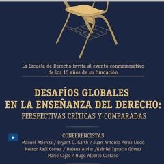 Desafios globales en la enseñanza del Derecho