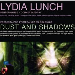 Performance y conversatorio de Lydia Lunch