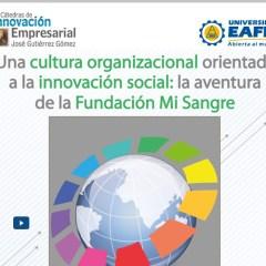 Una cultura organizacional orientada a la innovación social