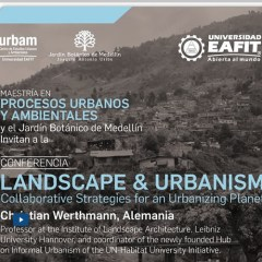 Landscape and urbanism, collaborative strategies for an urbanizing planet