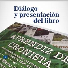Acto conmemorativo del Día del Periodista. Con el diálogo y presentación del libro Aprendiz de cronista