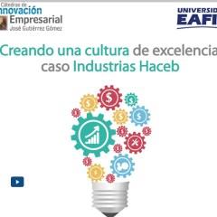 Creando una cultura de excelencia: caso Industrias Haceb