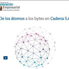 De los átomos a los bytes en Cadena S.A