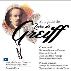 El legado de León de Greiff