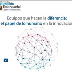 Equipos que hacen diferencia: el papel de lo humano en la innovación