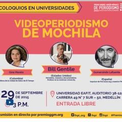Videoperiodismo de Mochila
