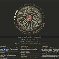 400 años de El Poblado de San Lorenzo de Aburrá: La génesis de Medellín