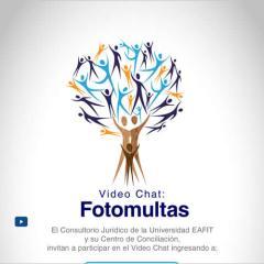 Video Chat: Fotomultas