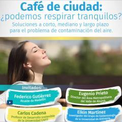 Café de ciudad: ¿Podemos respirar tranquilos?