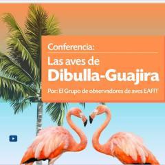 Las aves de Dibulla, Guajira