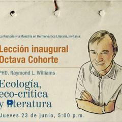 Ecología, eco-crítica y literatura