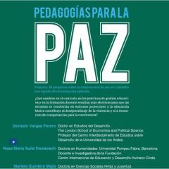 Pedagogías para la paz. 48 preguntas sobre la construcción de paz en Colombia