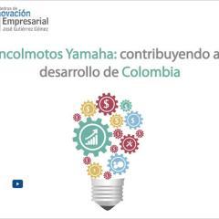Incolmotos Yamaha: contribuyendo al desarrollo en Colombia