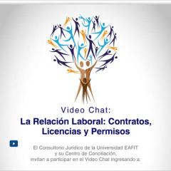 Video Chat: La Relación Laboral: Contratos, Licencias y Permisos