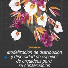 Modelización de distribución y diversidad de especies de orquídeas para su conservación