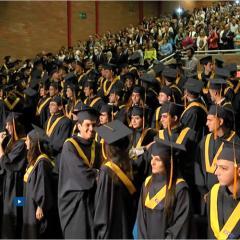 Grados Universidad EAFIT 1 de Diciembre 2016