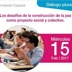 Los desafíos de la construcción de la paz como proyecto social y colectivo