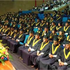 Ceremonias de grados Universidad EAFIT septiembre 8 de 2017