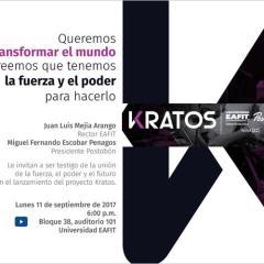 Lanzamiento Proyecto Kratos