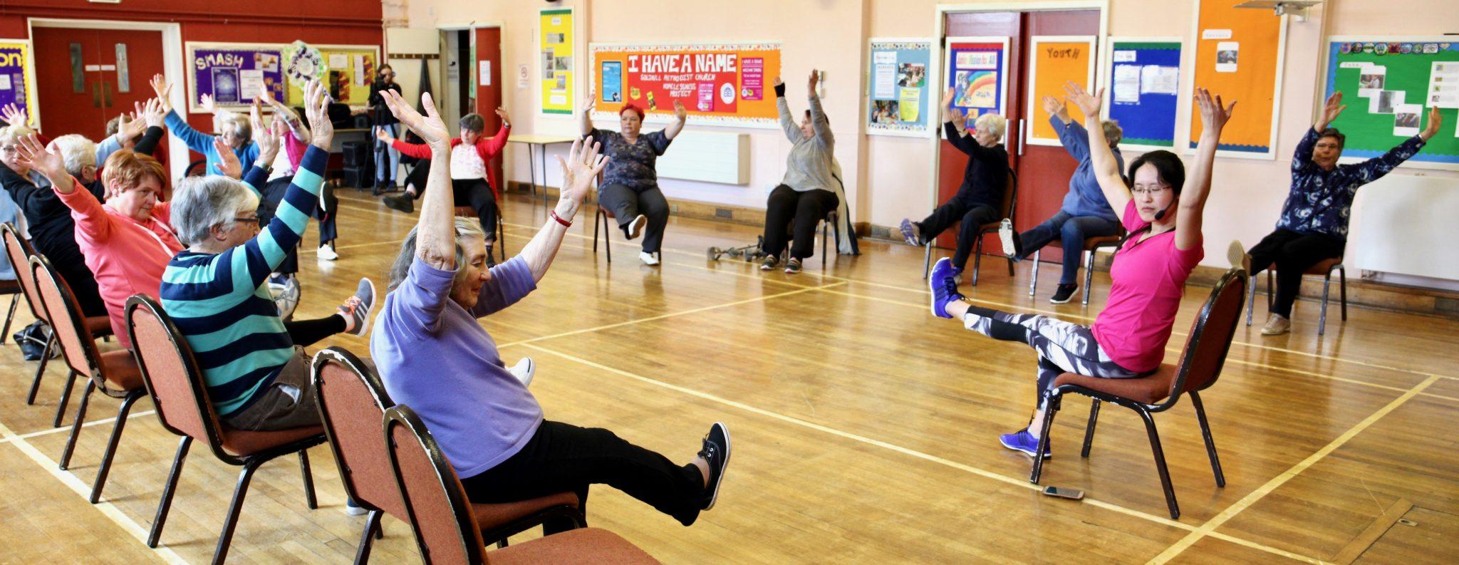 Dance For Dementia Online