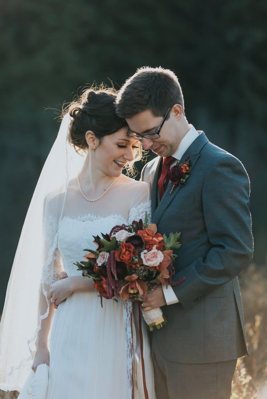 Fall Wedding Edmonton