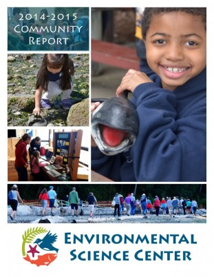 cover photo Annual report 2014-15