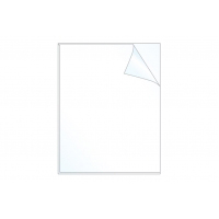 15286 Clear Document Cover Polypropylene