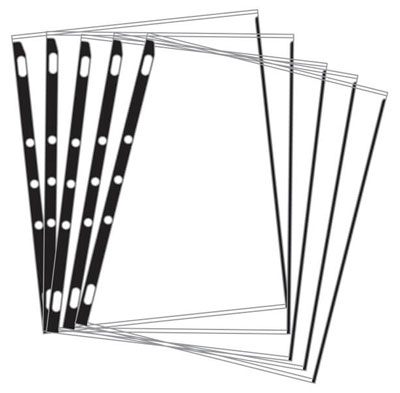Sheet-Protectors-Assorted-Color-Coded-Edges_Black_fan