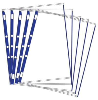 Sheet-Protectors-Assorted-Color-Coded-Edges_Blue_fan
