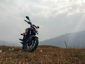 Bajaj Pulsar 200NS in Khokana