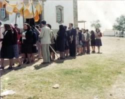 Festa em honra de Nossa Senhora do Fastio. Foto cedida por José Afonso Paulino.