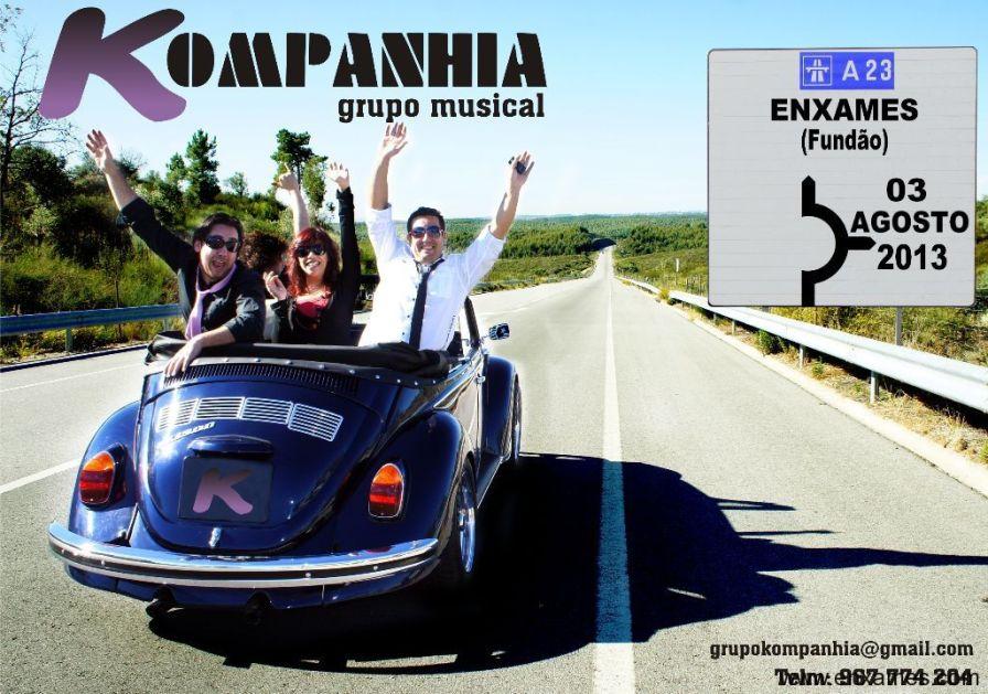 Kompanhia Enxames 2013