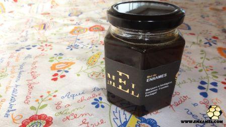 Frasco de mel