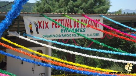 XIX Festival Nacional de Folclore do Rancho Folclórico da Alegria