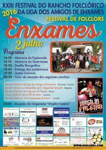 PROGRAMA XXIII FESTIVAL DE FOLCLORE