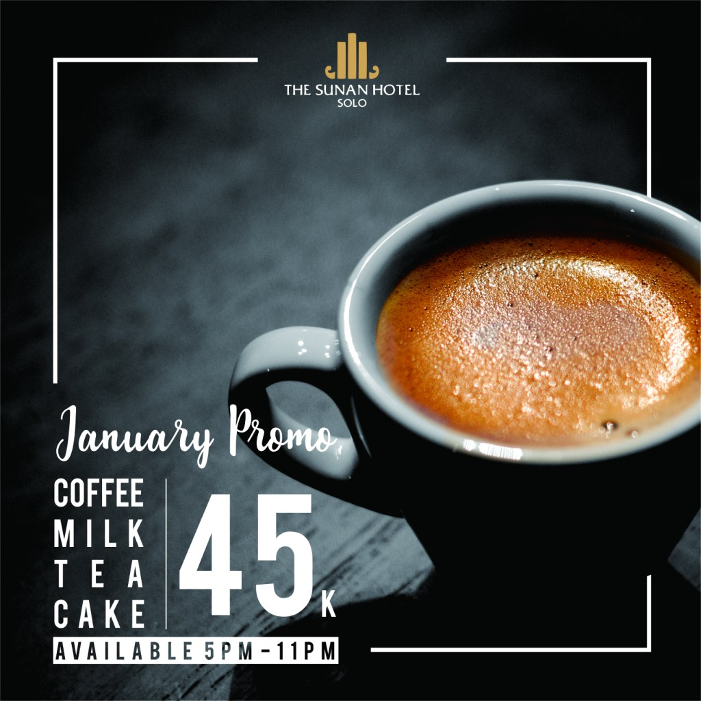 PROMO ROYAL ESPRESSO LOUNGE