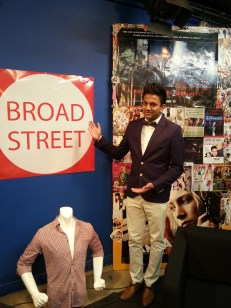 Our guest on Broadstreet