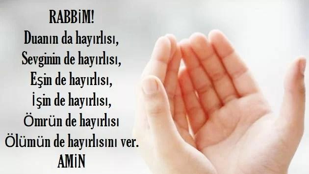 rabbim duanın da hayırlısı - Dua İle İlgili Sözler - Resimli Kısa Dualar, guzel-sozler, dini-sozler